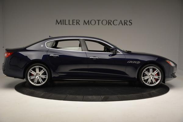 New 2016 Maserati Quattroporte S Q4 for sale Sold at Aston Martin of Greenwich in Greenwich CT 06830 8