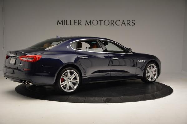 New 2016 Maserati Quattroporte S Q4 for sale Sold at Aston Martin of Greenwich in Greenwich CT 06830 9