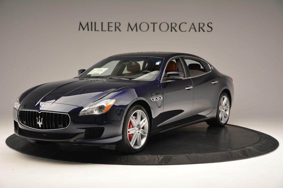 New 2016 Maserati Quattroporte S Q4 for sale Sold at Aston Martin of Greenwich in Greenwich CT 06830 1