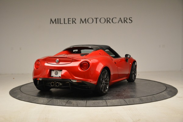 New 2018 Alfa Romeo 4C Spider for sale Sold at Aston Martin of Greenwich in Greenwich CT 06830 10