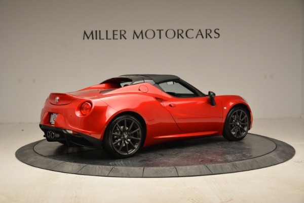 New 2018 Alfa Romeo 4C Spider for sale Sold at Aston Martin of Greenwich in Greenwich CT 06830 11