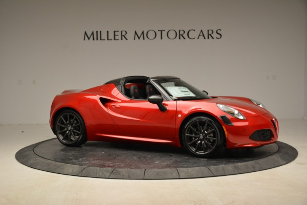 New 2018 Alfa Romeo 4C Spider for sale Sold at Aston Martin of Greenwich in Greenwich CT 06830 15