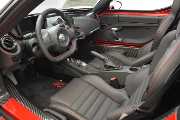 New 2018 Alfa Romeo 4C Spider for sale Sold at Aston Martin of Greenwich in Greenwich CT 06830 20