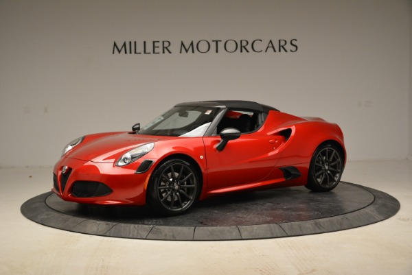 New 2018 Alfa Romeo 4C Spider for sale Sold at Aston Martin of Greenwich in Greenwich CT 06830 3