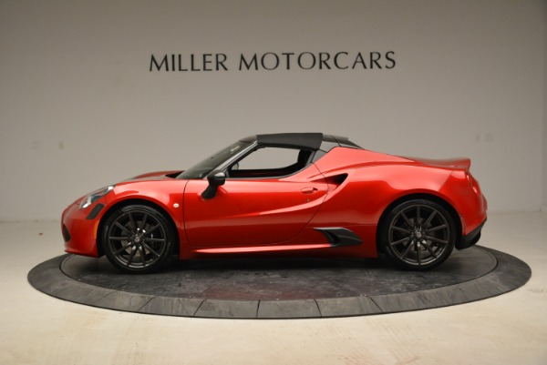 New 2018 Alfa Romeo 4C Spider for sale Sold at Aston Martin of Greenwich in Greenwich CT 06830 5