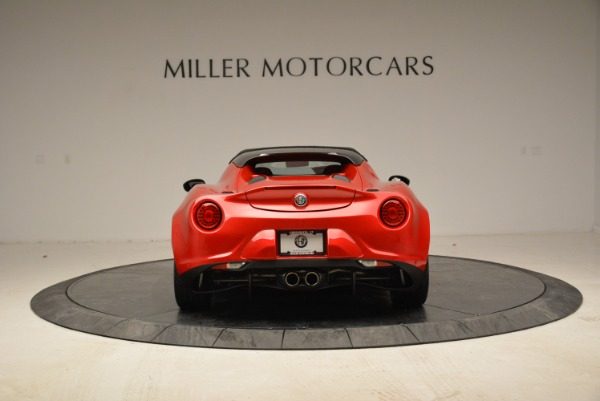 New 2018 Alfa Romeo 4C Spider for sale Sold at Aston Martin of Greenwich in Greenwich CT 06830 9