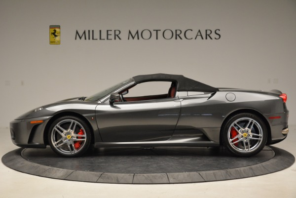 Used 2008 Ferrari F430 Spider for sale Sold at Aston Martin of Greenwich in Greenwich CT 06830 15