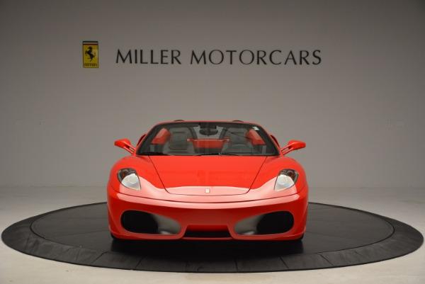 Used 2006 Ferrari F430 SPIDER F1 Spider for sale Sold at Aston Martin of Greenwich in Greenwich CT 06830 12