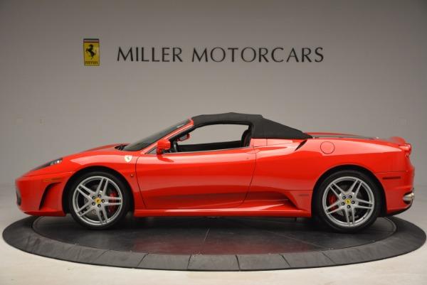 Used 2006 Ferrari F430 SPIDER F1 Spider for sale Sold at Aston Martin of Greenwich in Greenwich CT 06830 15