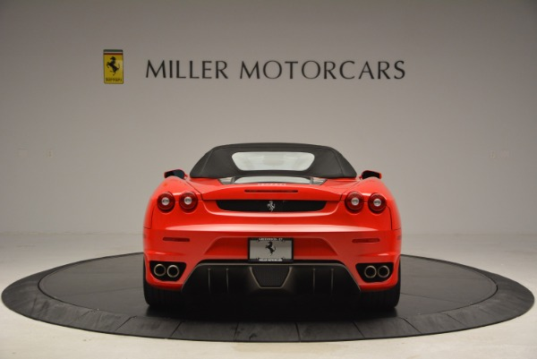 Used 2006 Ferrari F430 SPIDER F1 Spider for sale Sold at Aston Martin of Greenwich in Greenwich CT 06830 18