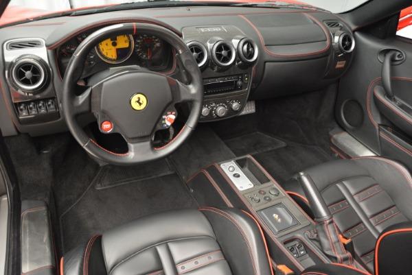 Used 2006 Ferrari F430 SPIDER F1 Spider for sale Sold at Aston Martin of Greenwich in Greenwich CT 06830 25