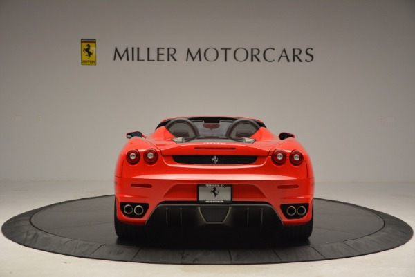 Used 2006 Ferrari F430 SPIDER F1 Spider for sale Sold at Aston Martin of Greenwich in Greenwich CT 06830 6