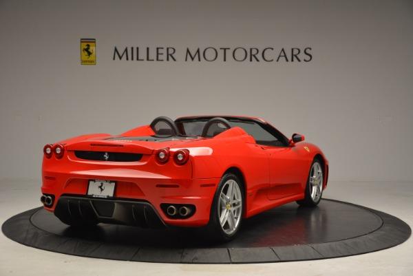Used 2006 Ferrari F430 SPIDER F1 Spider for sale Sold at Aston Martin of Greenwich in Greenwich CT 06830 7