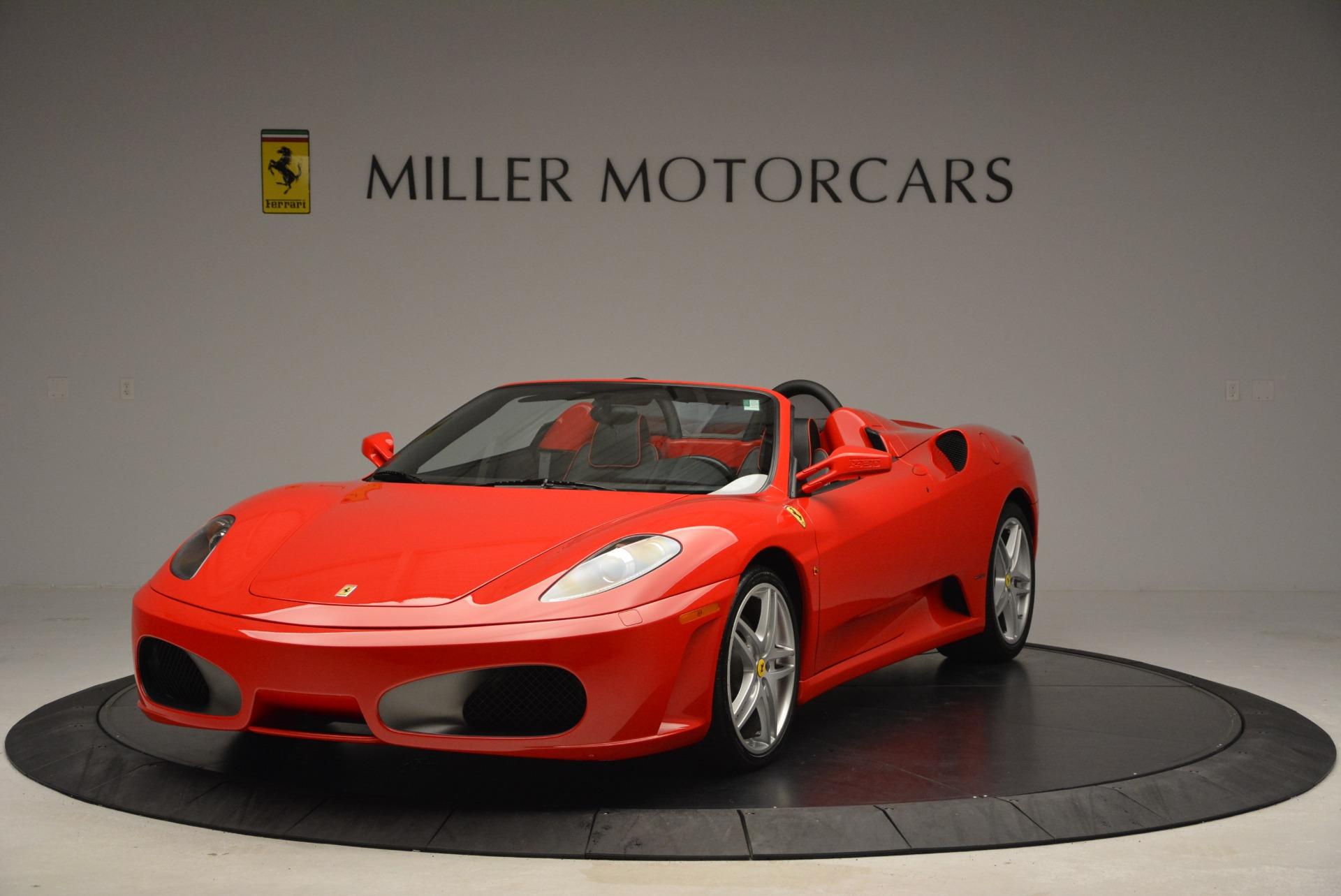 Used 2006 Ferrari F430 SPIDER F1 Spider for sale Sold at Aston Martin of Greenwich in Greenwich CT 06830 1
