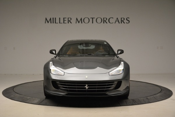 Used 2017 Ferrari GTC4Lusso for sale Sold at Aston Martin of Greenwich in Greenwich CT 06830 13