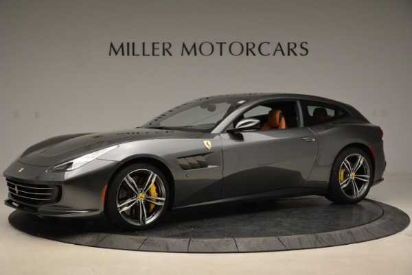 Used 2017 Ferrari GTC4Lusso for sale Sold at Aston Martin of Greenwich in Greenwich CT 06830 2