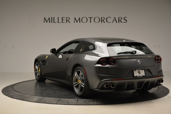 Used 2017 Ferrari GTC4Lusso for sale Sold at Aston Martin of Greenwich in Greenwich CT 06830 5
