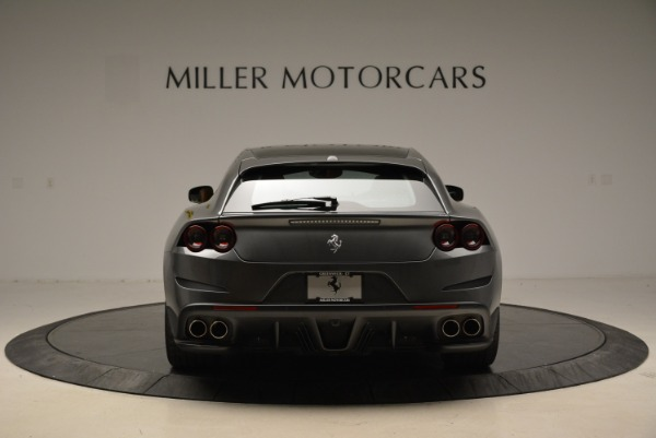 Used 2017 Ferrari GTC4Lusso for sale Sold at Aston Martin of Greenwich in Greenwich CT 06830 6
