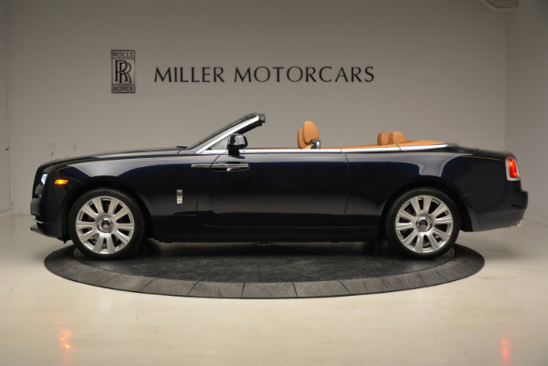 New 2018 Rolls-Royce Dawn for sale Sold at Aston Martin of Greenwich in Greenwich CT 06830 3