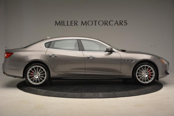 New 2016 Maserati Quattroporte S Q4 for sale Sold at Aston Martin of Greenwich in Greenwich CT 06830 12