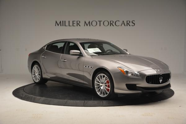New 2016 Maserati Quattroporte S Q4 for sale Sold at Aston Martin of Greenwich in Greenwich CT 06830 14