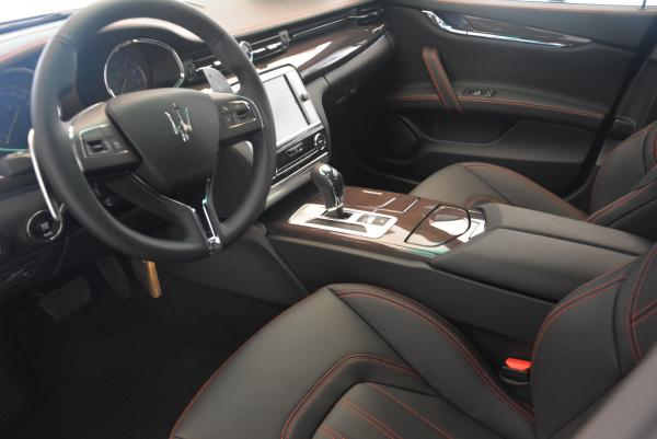 New 2016 Maserati Quattroporte S Q4 for sale Sold at Aston Martin of Greenwich in Greenwich CT 06830 17