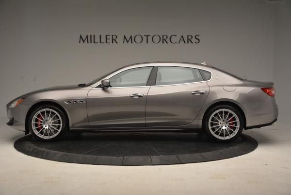 New 2016 Maserati Quattroporte S Q4 for sale Sold at Aston Martin of Greenwich in Greenwich CT 06830 5
