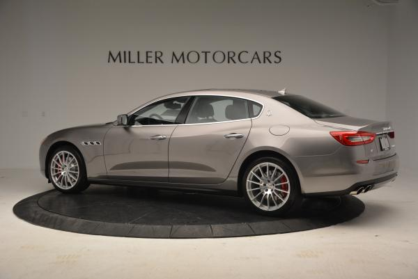 New 2016 Maserati Quattroporte S Q4 for sale Sold at Aston Martin of Greenwich in Greenwich CT 06830 6