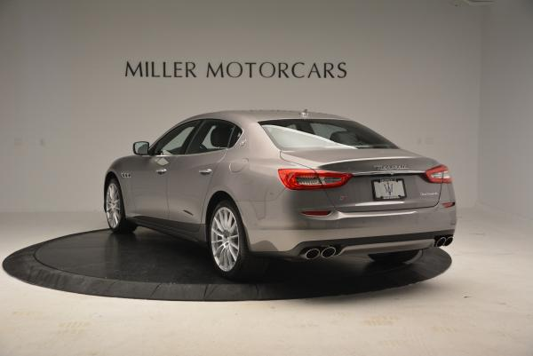 New 2016 Maserati Quattroporte S Q4 for sale Sold at Aston Martin of Greenwich in Greenwich CT 06830 7