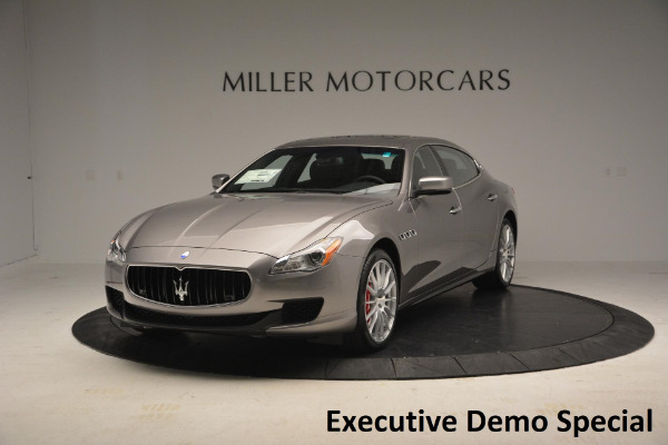New 2016 Maserati Quattroporte S Q4 for sale Sold at Aston Martin of Greenwich in Greenwich CT 06830 1
