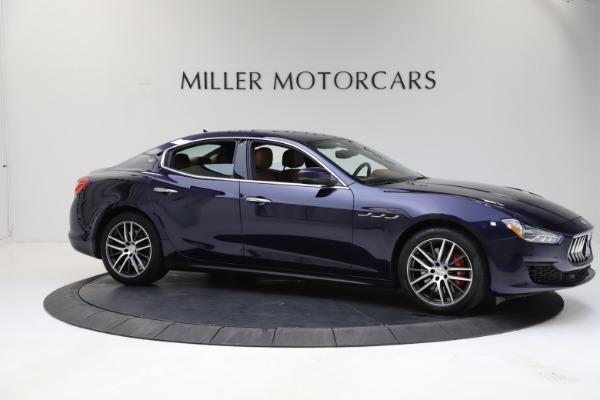 Used 2018 Maserati Ghibli S Q4 for sale $53,900 at Aston Martin of Greenwich in Greenwich CT 06830 10