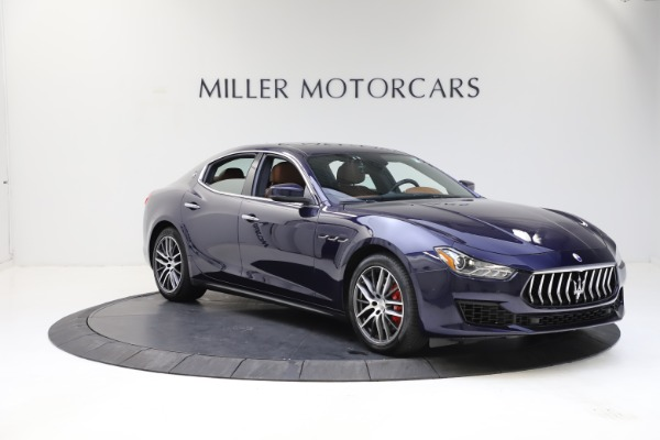Used 2018 Maserati Ghibli S Q4 for sale $53,900 at Aston Martin of Greenwich in Greenwich CT 06830 11