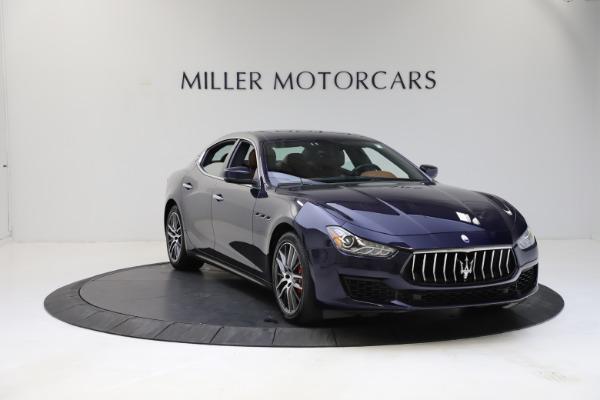 Used 2018 Maserati Ghibli S Q4 for sale $53,900 at Aston Martin of Greenwich in Greenwich CT 06830 12