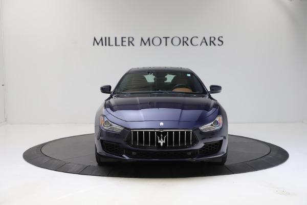 Used 2018 Maserati Ghibli S Q4 for sale $53,900 at Aston Martin of Greenwich in Greenwich CT 06830 13