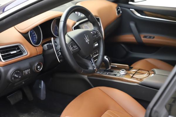 Used 2018 Maserati Ghibli S Q4 for sale $53,900 at Aston Martin of Greenwich in Greenwich CT 06830 14