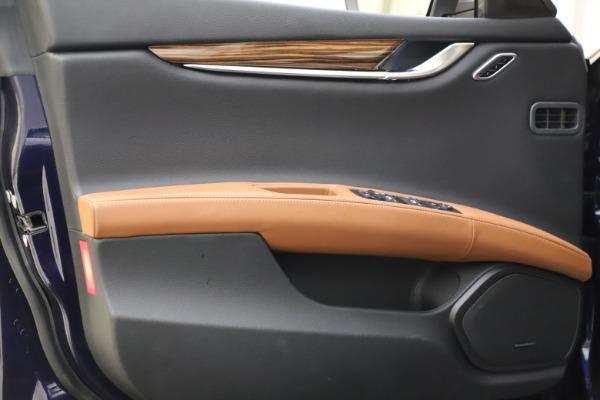 Used 2018 Maserati Ghibli S Q4 for sale $53,900 at Aston Martin of Greenwich in Greenwich CT 06830 17