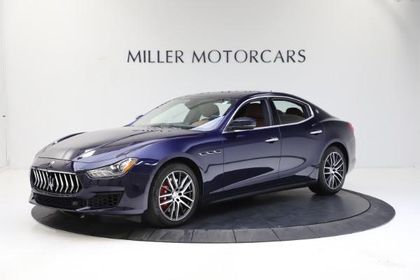 Used 2018 Maserati Ghibli S Q4 for sale $53,900 at Aston Martin of Greenwich in Greenwich CT 06830 2