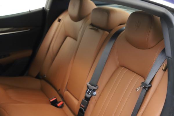 Used 2018 Maserati Ghibli S Q4 for sale $53,900 at Aston Martin of Greenwich in Greenwich CT 06830 20