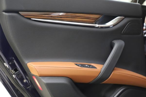 Used 2018 Maserati Ghibli S Q4 for sale $53,900 at Aston Martin of Greenwich in Greenwich CT 06830 21