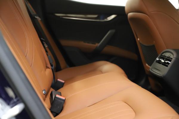 Used 2018 Maserati Ghibli S Q4 for sale $53,900 at Aston Martin of Greenwich in Greenwich CT 06830 23