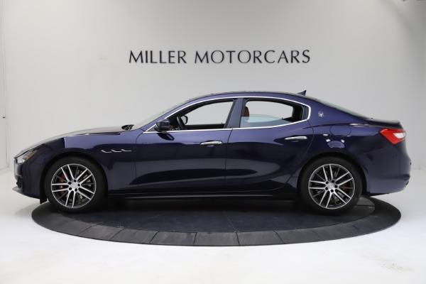 Used 2018 Maserati Ghibli S Q4 for sale $53,900 at Aston Martin of Greenwich in Greenwich CT 06830 3