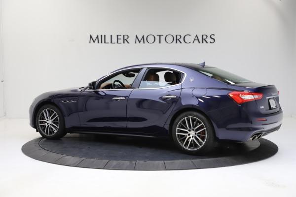 Used 2018 Maserati Ghibli S Q4 for sale $53,900 at Aston Martin of Greenwich in Greenwich CT 06830 4