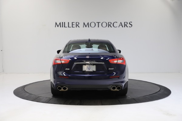 Used 2018 Maserati Ghibli S Q4 for sale $53,900 at Aston Martin of Greenwich in Greenwich CT 06830 6