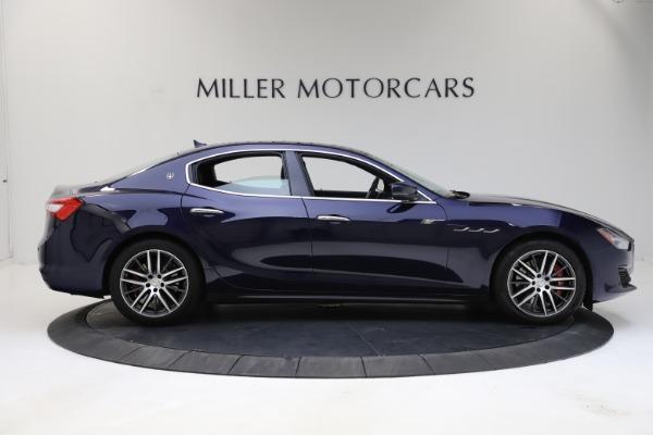 Used 2018 Maserati Ghibli S Q4 for sale $53,900 at Aston Martin of Greenwich in Greenwich CT 06830 9