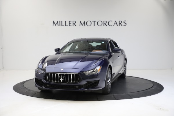 Used 2018 Maserati Ghibli S Q4 for sale $53,900 at Aston Martin of Greenwich in Greenwich CT 06830 1
