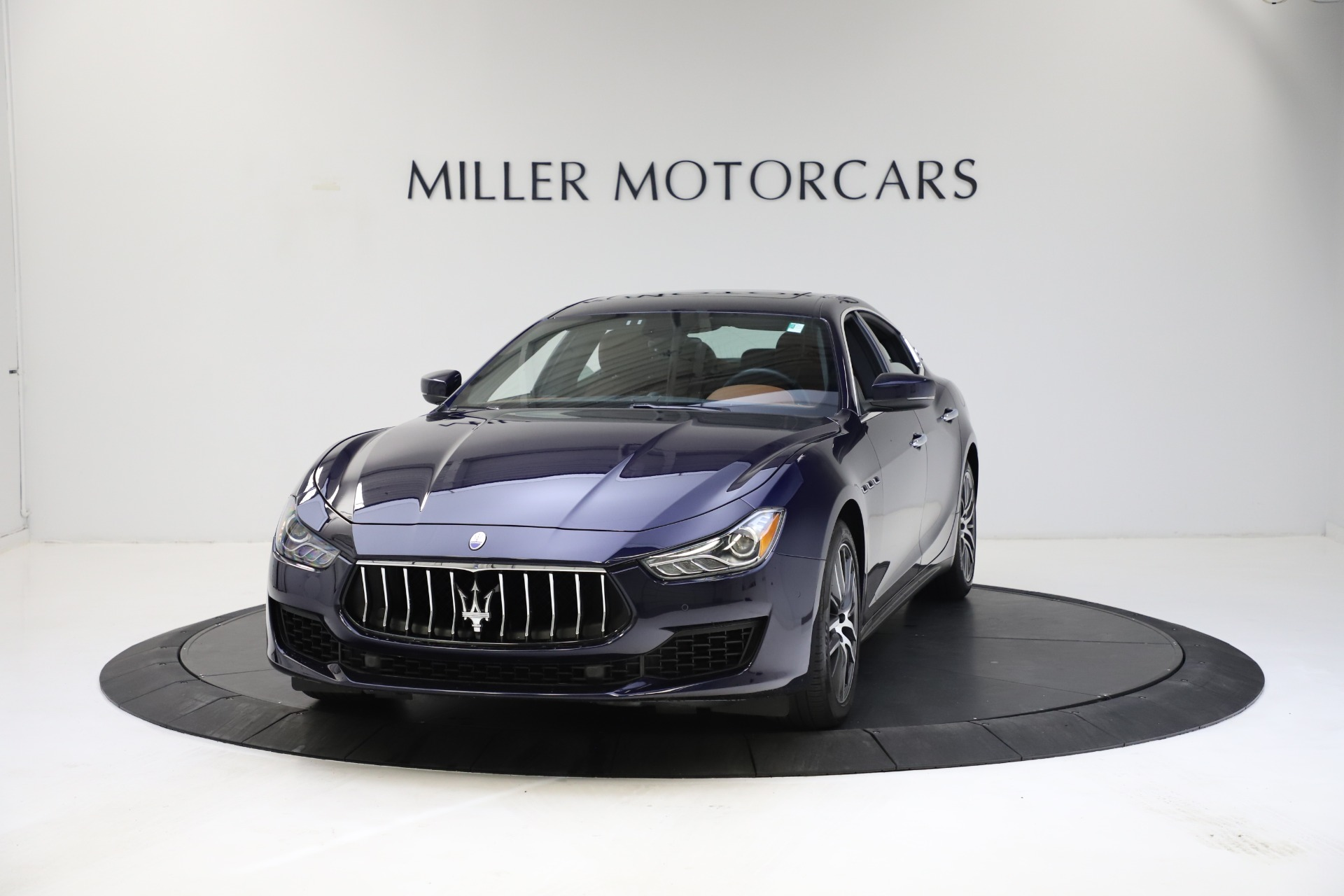 New 2018 Maserati Ghibli S Q4 for sale Sold at Aston Martin of Greenwich in Greenwich CT 06830 1