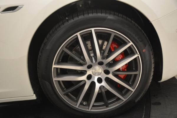 New 2018 Maserati Ghibli S Q4 for sale Sold at Aston Martin of Greenwich in Greenwich CT 06830 24