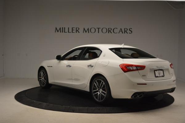 New 2018 Maserati Ghibli S Q4 for sale Sold at Aston Martin of Greenwich in Greenwich CT 06830 5