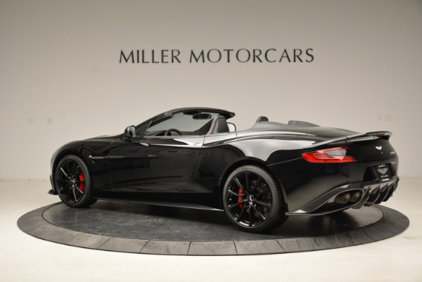 Used 2018 Aston Martin Vanquish S Convertible for sale Sold at Aston Martin of Greenwich in Greenwich CT 06830 4