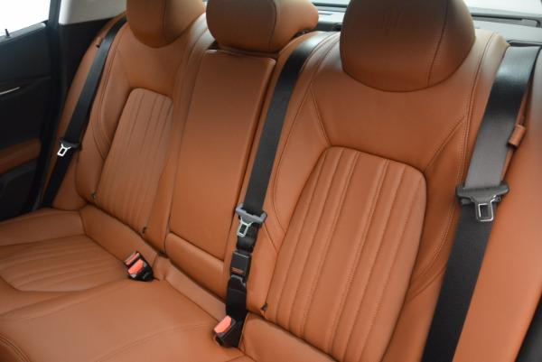 New 2018 Maserati Ghibli S Q4 GranLusso for sale Sold at Aston Martin of Greenwich in Greenwich CT 06830 15
